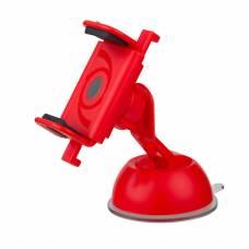 Автодержатель для телефона 4holder QD-ZJ35-2 Red