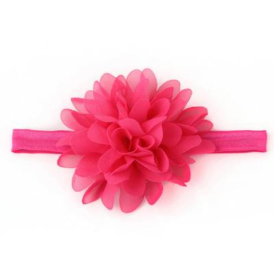 Повязка для волос 4Kids QU008zRO Rose Red
