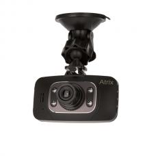 Видеорегистратор Atrix JS-X110 Black (x110b)