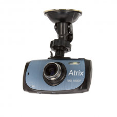 Видеорегистратор Atrix JS-X130 Blue-Steel (x130bl-st)