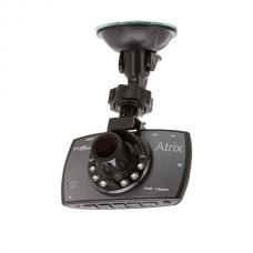 Видеорегистратор Atrix JS-X140 Grey (x140g)