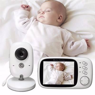Видеоняня 4kids Baby Supervision VB603 White