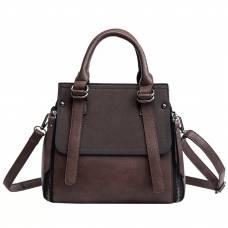 Женская сумка MYKARMAN Black (mkrn-4)