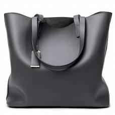 Женская сумка MYKARMAN Black (mkrn-1)