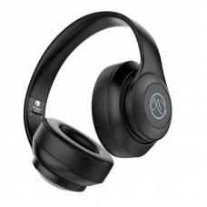Беспроводные Bluetooth наушники с микрофоном 4sport BH10 Black