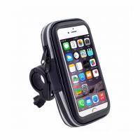 Защитный держатель для телефона на руль велосипеда Bosodasan Черный (bsdn-3)