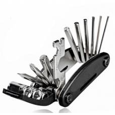 Мультитул для велосипеда 4sport набор ключей 16 в 1