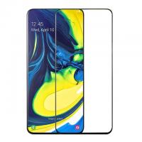 Защитное стекло 4Sport Fraternize Full Cover для Samsung Galaxy A80 Black