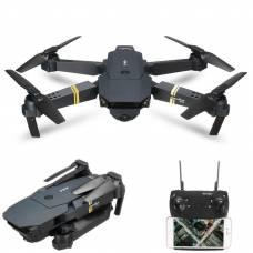 Квадрокоптер дрон Humster M910 Wi-Fi 720p Black