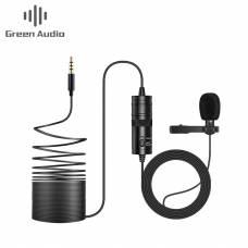 Петличный конденсаторный микрофон Green Audio GAM-510S