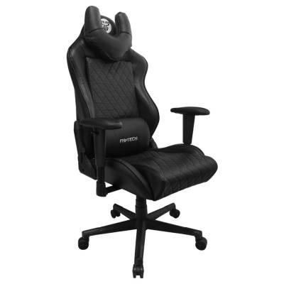 Кресло для геймеров Fantech Alpha GC-184 Black (GC184b)