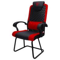 Кресло для геймеров Fantech Alpha GC-185 Black/Red (GC185r)