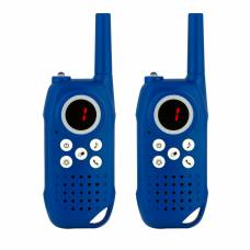 Рация Alfa Traveler HR801 комплект 2шт. Blue