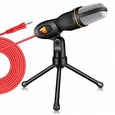 Конденсаторный микрофон для ПК и ноутбука 3.5 мм 4sport (SF-666)