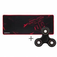 Набор игровая поверхность Fantech Sven MP80 Black (MP80b) + Спиннер 4sport