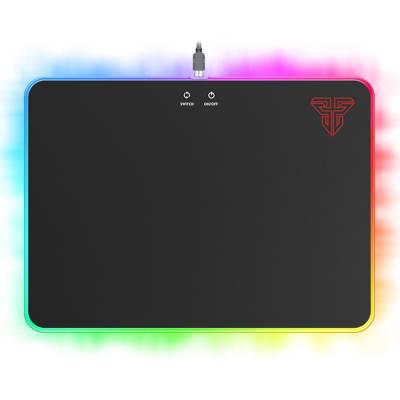 Игровая поверхность Fantech Aurora MPR350 RGB Black (MPR350b)
