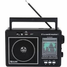 Портативный радиоприемник Golon RX-99 UAR Black (RX-99UARB)