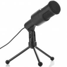 Конденсаторный USB микрофон Soncm SF-960B Black