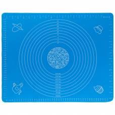 Коврик для раскатки и выпечки теста 4Sport SM451 40 х 50 см Blue
