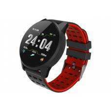 Смарт-часы 4sport W308R Waterproof Fitness Smart Band Black-Red