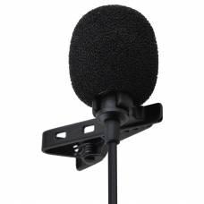 Петличный конденсаторный микрофон Soncm XTY-303C Black