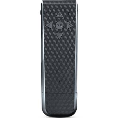 Диктофон c MP3 плеером U&P G1 8GB Black (VR-G1BK-8GB)