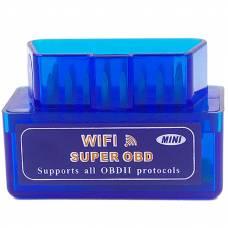 Автосканер диагностический 4Sport OBD2 mini ELM327 Wi-Fi v1.5 Pic18F25K80 Blue (WAZ-ELM327-V4BE)