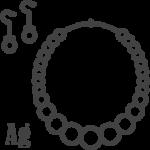 Серебряные украшения (145)